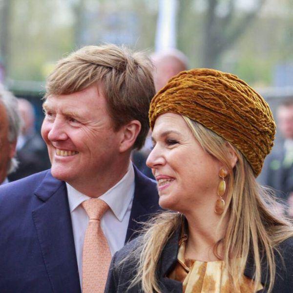 stern catering koning en koningin bezoek Zwolle