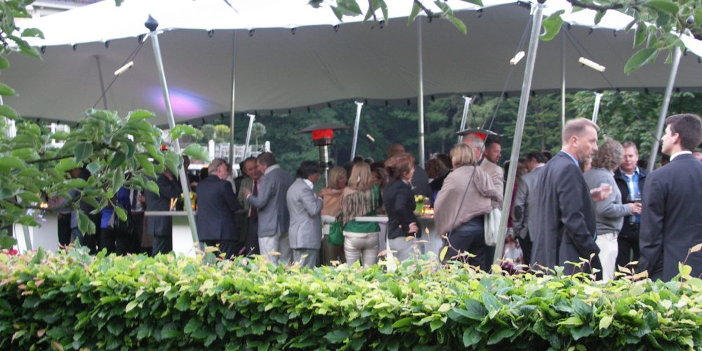 Stern Catering Tuinfeest BBQ OFYR Gezellig